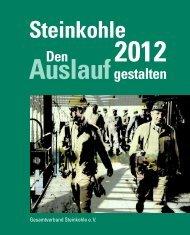 Jahresbericht Steinkohle 2012 - GVSt