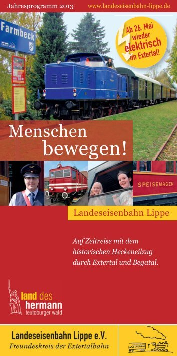 Download - bei der Landeseisenbahn Lippe