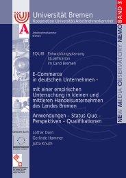 Lesern - am Institut Arbeit und Wirtschaft - Universität Bremen