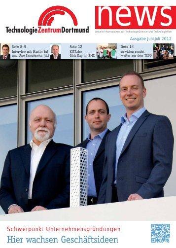 Hier wachsen Geschäftsideen - Applied Auxetics GmbH