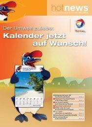 hotnews - TOTAL Mineralöl GmbH - Total Deutschland GmbH