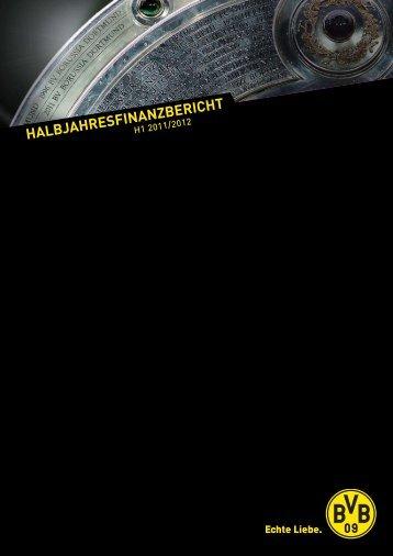 Halbjahresfinanzbericht 2011/2012 - BVB Aktie - Borussia Dortmund