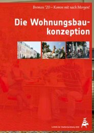 Die Wohnungsbau- konzeption - Stadtentwicklung.Bremen.de ...