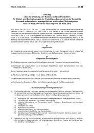 Satzung über die Erhebung von Kostenersatz und ... - Loxstedt