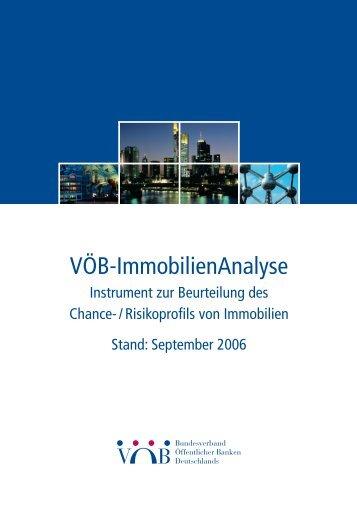 VÖB-ImmobilienAnalyse - VÖB Service GmbH