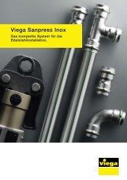 Viega Sanpress Inox