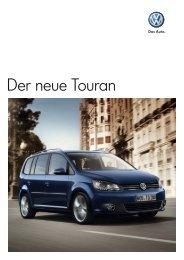 Der neue Touran - Autohaus Elmshorn