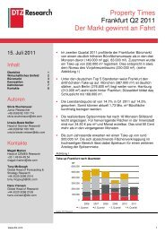 DTZ Property Times Frankfurt Q2 2011_DE