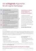 Info-Flyer - dbl - Deutscher Bundesverband für Logopädie e.V. - Seite 2