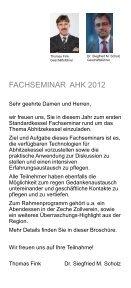 STANDARDKESSEL FACHSEMINAR ABHITZEKESSEL 2012 - Page 3