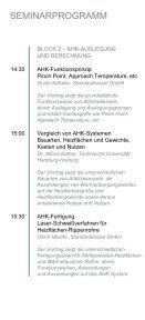 STANDARDKESSEL FACHSEMINAR ABHITZEKESSEL 2012 - Page 6