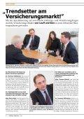 Trendsetter am Versicherungsmarkt - von Lauff und Bolz - Seite 2