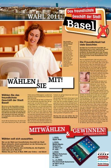 Wahl - Pro Innerstadt