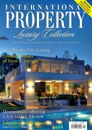 Asia Pacific City Living London homes of fame & fortune ...
