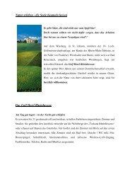 Tagungsmappe aktuell 06-09 - Golf Hotel Rheinhessen