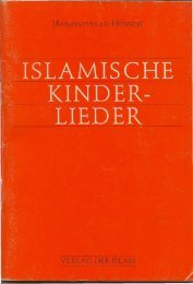 Verlag Der Islam - Lajna Imaillah Deutschland