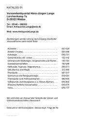 Download - Versandantiquariat Hans-Juergen Lange