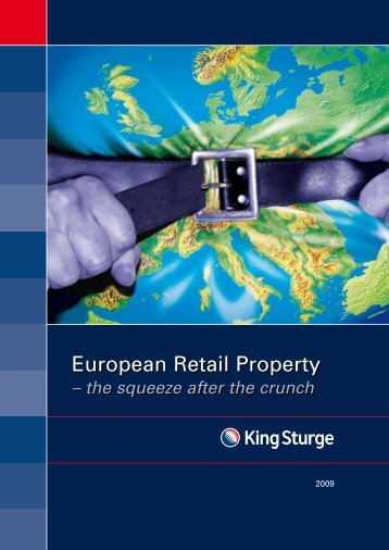 European Retail Property - IBP Real Estate