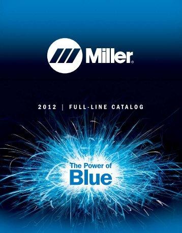 2012 | FULL-LINE CATALOG - Miller