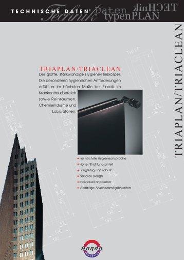 TRIAPLAN/TRIACLEAN - Hagan Werk Franz Rummel GmbH