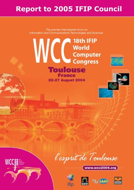 WCC 2004 report - IFIP