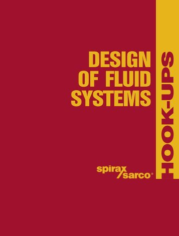 2000 Hook-up Book - Spirax Sarco
