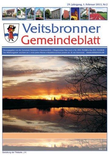 Gemeinde Seukendorf - Veitsbronn