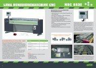 luna rundbiegemaschine cnc mbc 8835 - Mager & Wedemeyer
