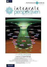 TYPOLOGIEN - integrales forum