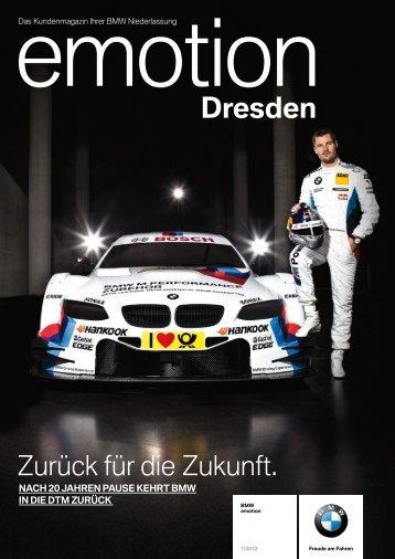 BMW Niederlassung Dresden