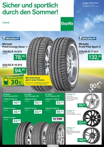 Ausgabe 1/2013 KW 9 - BayWa AG