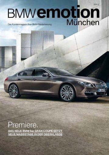 München - BMW Niederlassung Chemnitz