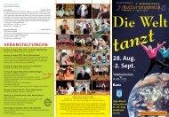28. Aug. - Volkshochschule Wangen