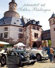 Schloss Büdingen - Zuspann Finest Catering