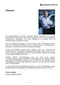 und Arbeitsschutzprogramm 2012 - Magna - Seite 3