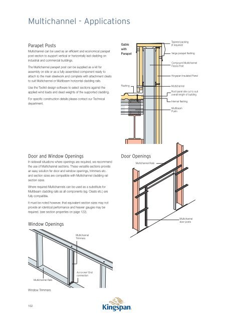 Cladding Joint Within Spa