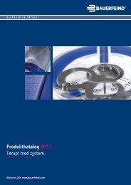 Produktkatalog - Bandager og ortoser (PDF, 6,94 MB - Bauerfeind