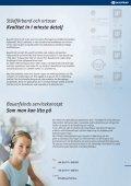 Produktkatalog - 2012-2013 Systematisk behandling. - Bauerfeind - Page 3