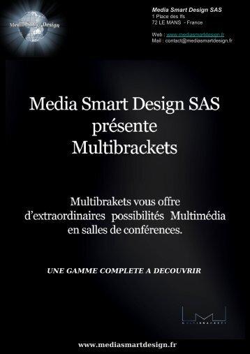 Guide Supports Ecrans Mobiles Pro de Multibrackets - Media Smart ...