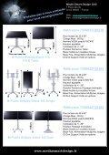 Guide Supports Ecrans Mobiles Pro de Multibrackets - Media Smart ... - Page 5