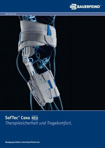 Sof Tec® Coxa Therapiesicherheit und ... - Swissorthoma.ch