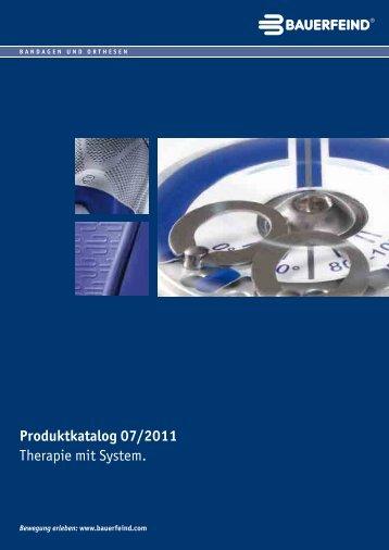Katalog Bauerfeind Download