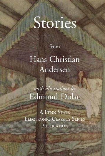 Hans Christian Andersen Edmund Dulac - Penn State University
