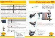Frischwassermodul TRT - Solar-Partner