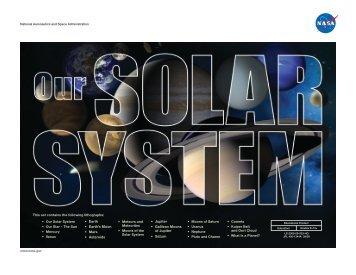 Our Solar System - Solar System Exploration - Nasa
