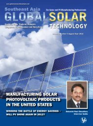 Magazine SEA 3.5 Edition - Global Solar Technology