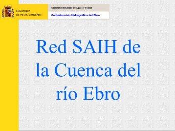 Desarrollo del Programa SAIH - INBO