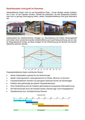 Solarfassaden sind groß im Kommen - Solar Partner