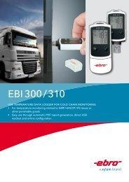 EBI 300 / 310 - Ebro