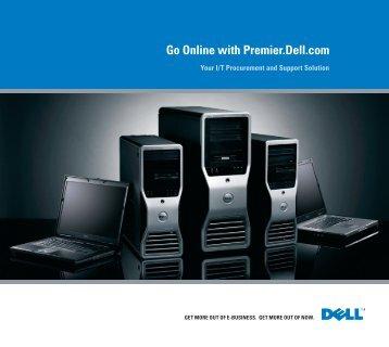 Premier Brochure - Dell